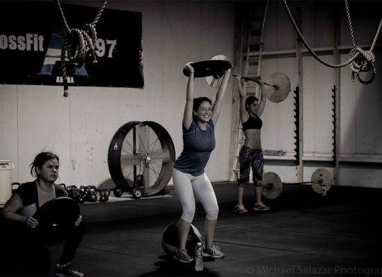 CrossFit introduction class